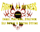 Fight and Fitness Logo 2